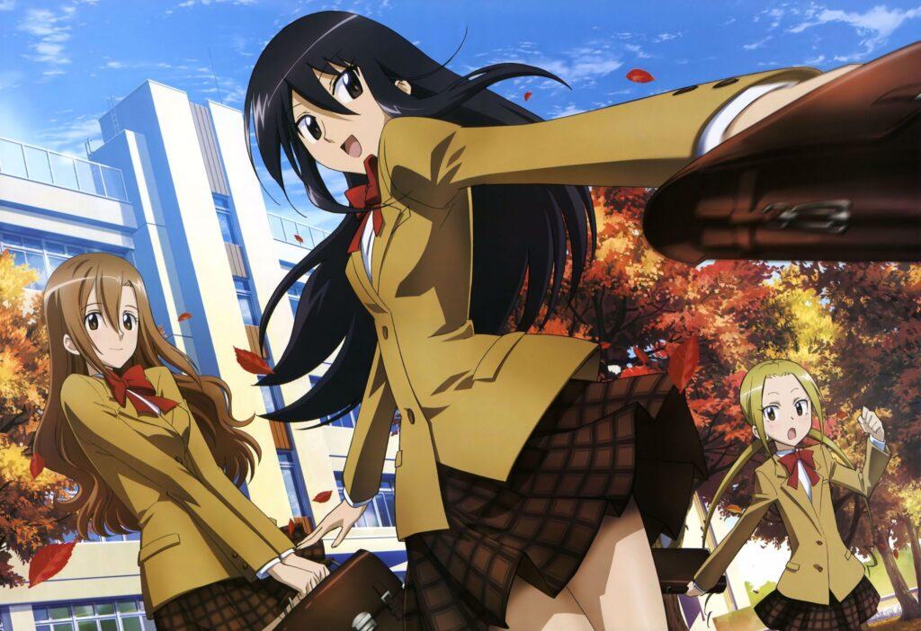 29 Seitokai Yakuindomo scaled - Okul Anime Önerileri Mega Liste - Figurex Anime Önerileri
