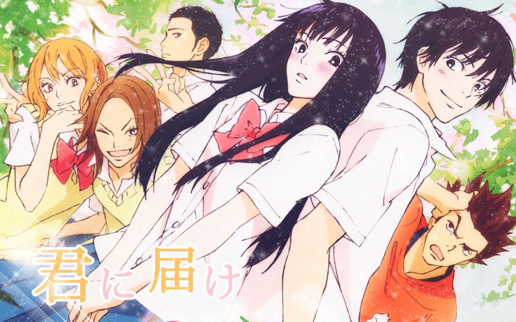 43 Kimi ni Todoke - Okul Anime Önerileri Mega Liste - Figurex Anime Önerileri