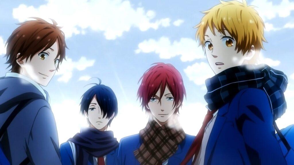 44 Nijiiro Days - Okul Anime Önerileri Mega Liste - Figurex Anime Önerileri