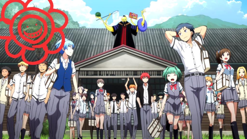 45 Ansatsu Kyoushitsu - Okul Anime Önerileri Mega Liste - Figurex Anime Önerileri