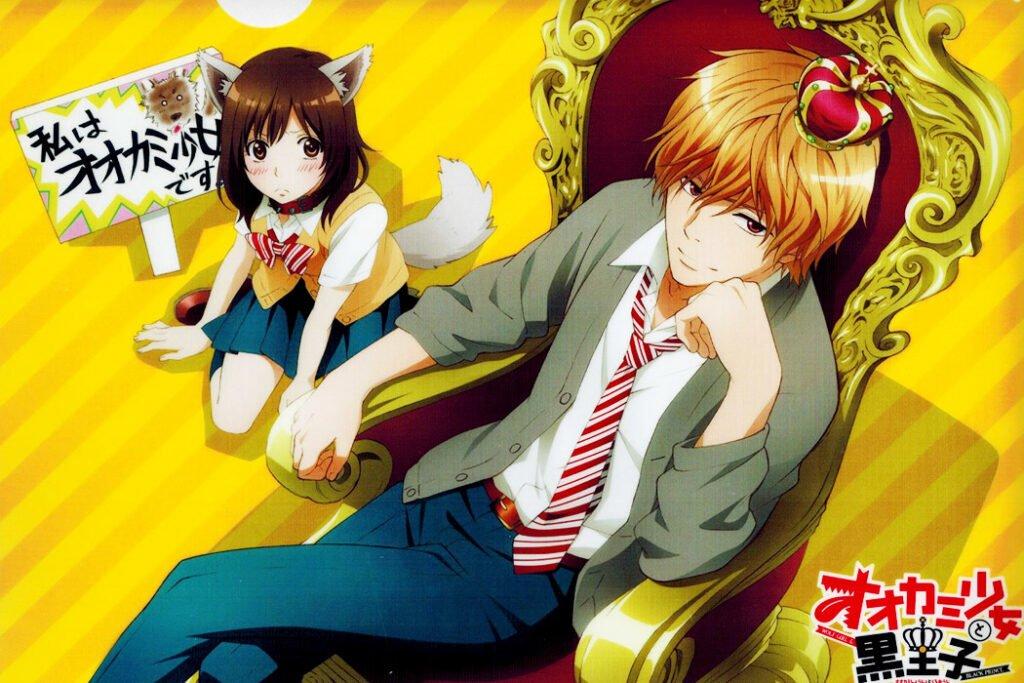 48 Ookami Shoujo To Kuro Ouji - Okul Anime Önerileri Mega Liste - Figurex Anime Önerileri