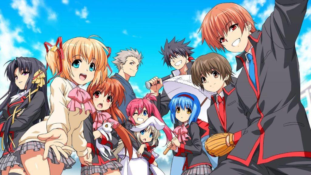 49 Little Busters - Okul Anime Önerileri Mega Liste - Figurex Anime Önerileri