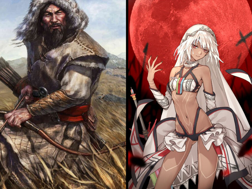 Attila - Fate/Grand Order Saber Sınıfındakilerin Gerçek Hikayeleri - Figurex Ne? Nedir?