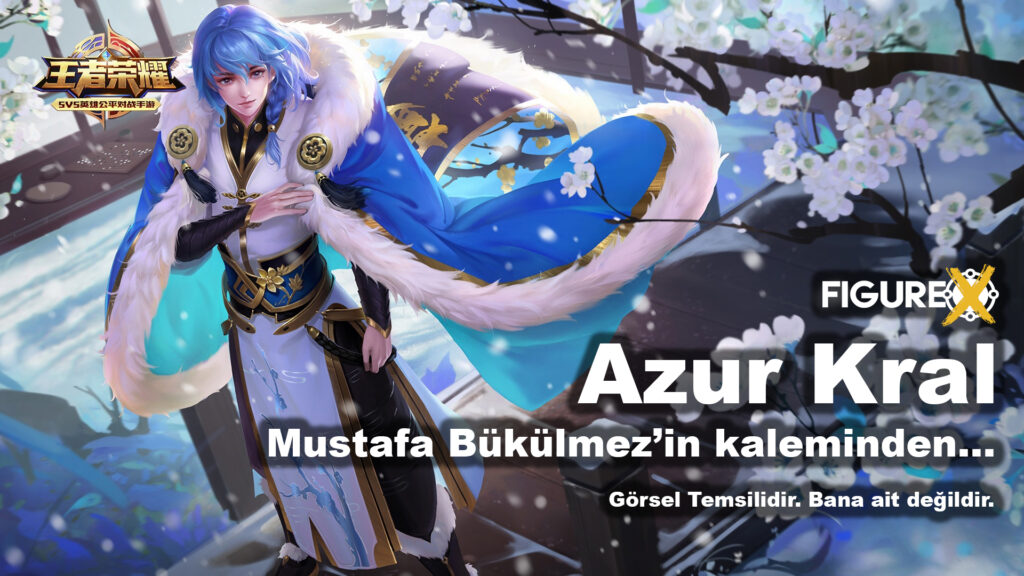 Azur Kral Kapak Foto