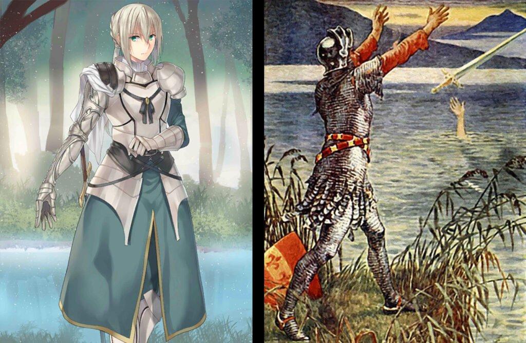 Bedivere - Fate/Grand Order Saber Sınıfındakilerin Gerçek Hikayeleri - Figurex Ne? Nedir?