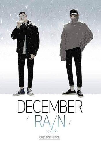 December Rain - Yaoi Webtoon Önerileri - Figurex Anime Önerileri
