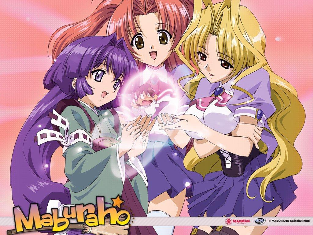 Maburaho.full .53685 - Ecchi Anime Önerileri Mega Liste (50 Anime) - Figurex Anime Önerileri
