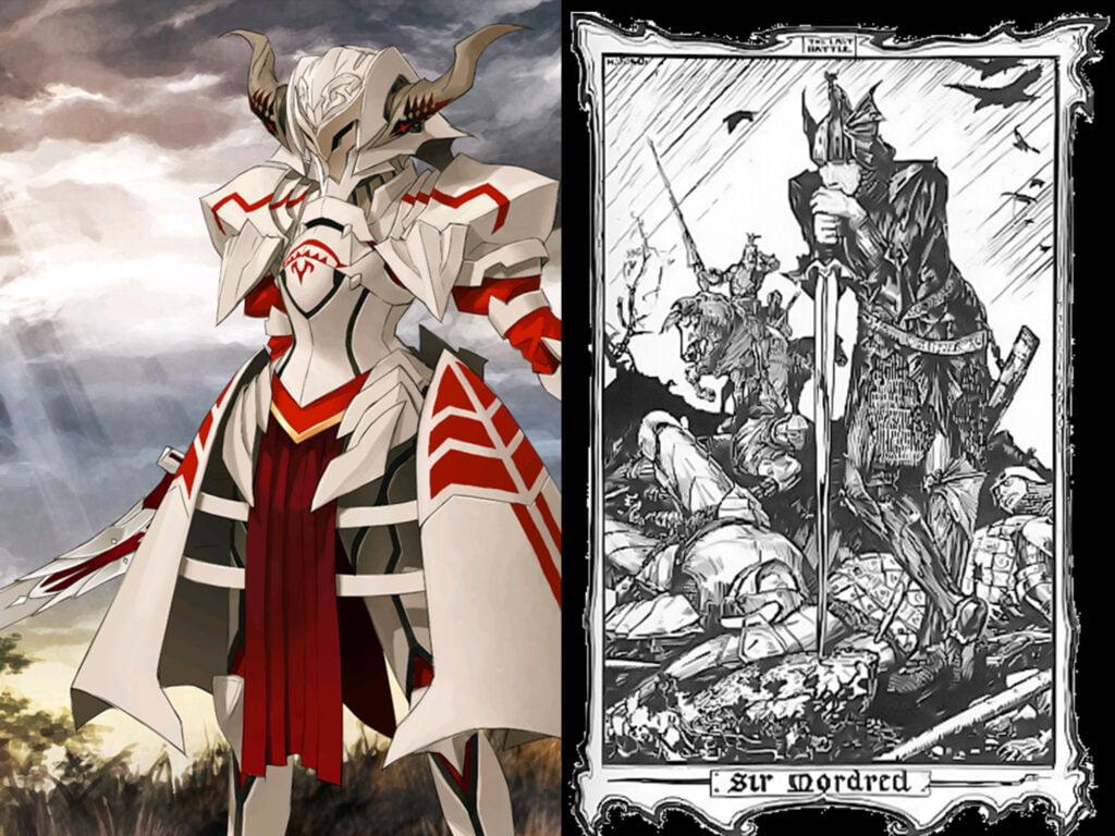 Mordred - Fate/Grand Order Saber Sınıfındakilerin Gerçek Hikayeleri - Figurex Ne? Nedir?