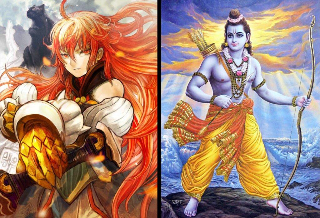 Ramayana - Fate/Grand Order Saber Sınıfındakilerin Gerçek Hikayeleri - Figurex Ne? Nedir?