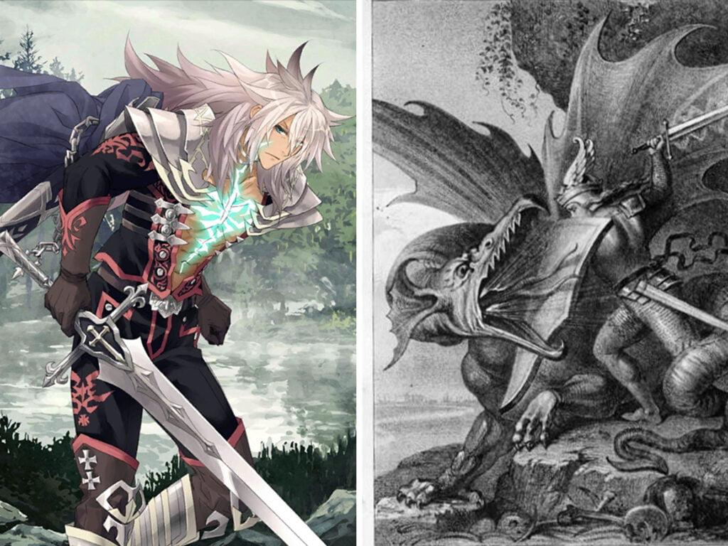 Siegfried - Fate/Grand Order Saber Sınıfındakilerin Gerçek Hikayeleri - Figurex Ne? Nedir?