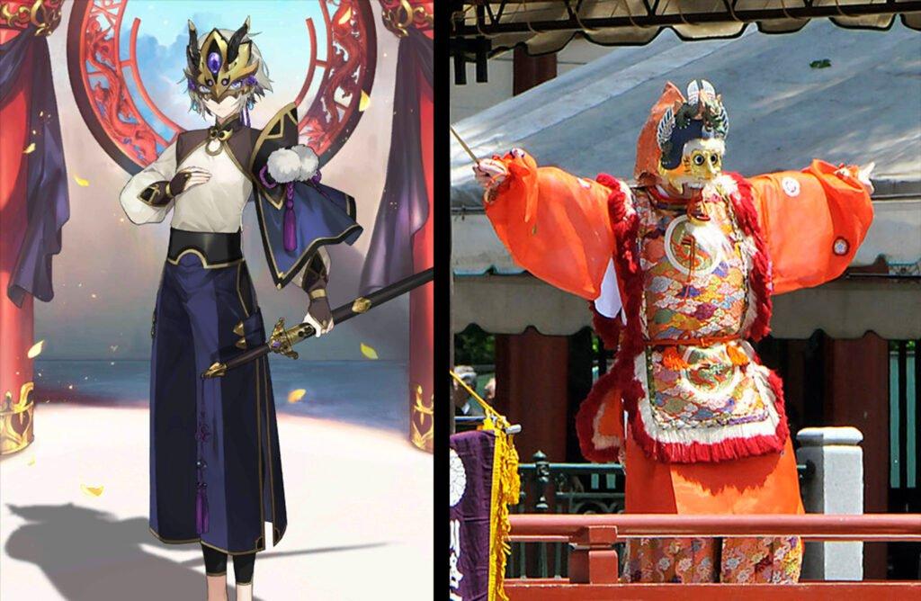 lan ling wang - Fate/Grand Order Saber Sınıfındakilerin Gerçek Hikayeleri - Figurex Ne? Nedir?
