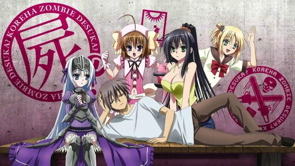 maxresdefault 11 - Ecchi Anime Önerileri Mega Liste (50 Anime) - Figurex Anime Önerileri