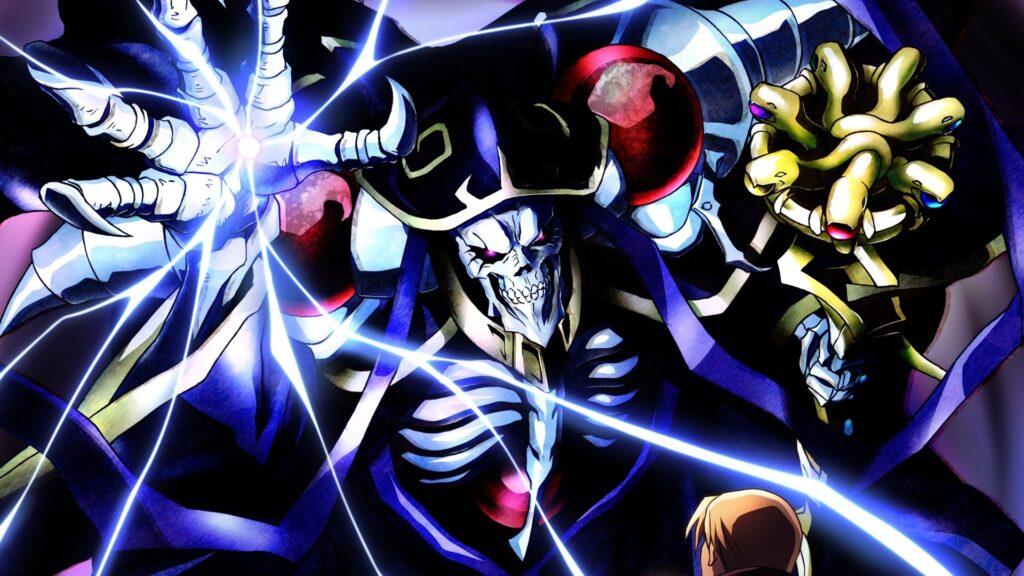 overlord background 2 - Ecchi Anime Önerileri Mega Liste (50 Anime) - Figurex Anime Önerileri
