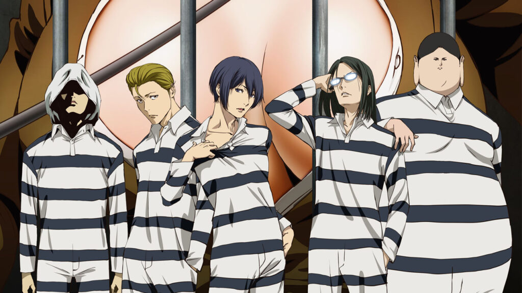 prison school anime - Ecchi Anime Önerileri Mega Liste (50 Anime) - Figurex Anime Önerileri
