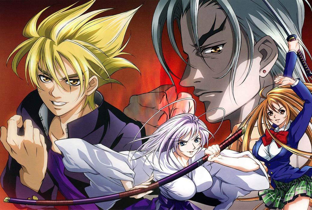 tenjou tenge featured - Ecchi Anime Önerileri Mega Liste (50 Anime) - Figurex Anime Önerileri