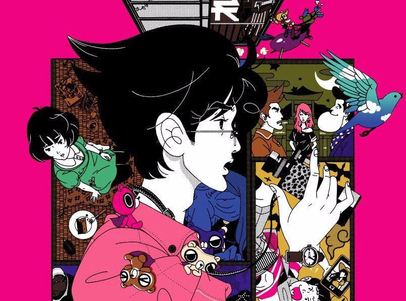 7172bl887oel sl1026 e1505842359649 - The Tatami Galaxy (Yojouhan Shinwa Taikei) Tanıtım ve İnceleme - Figurex Anime Tanıtımları