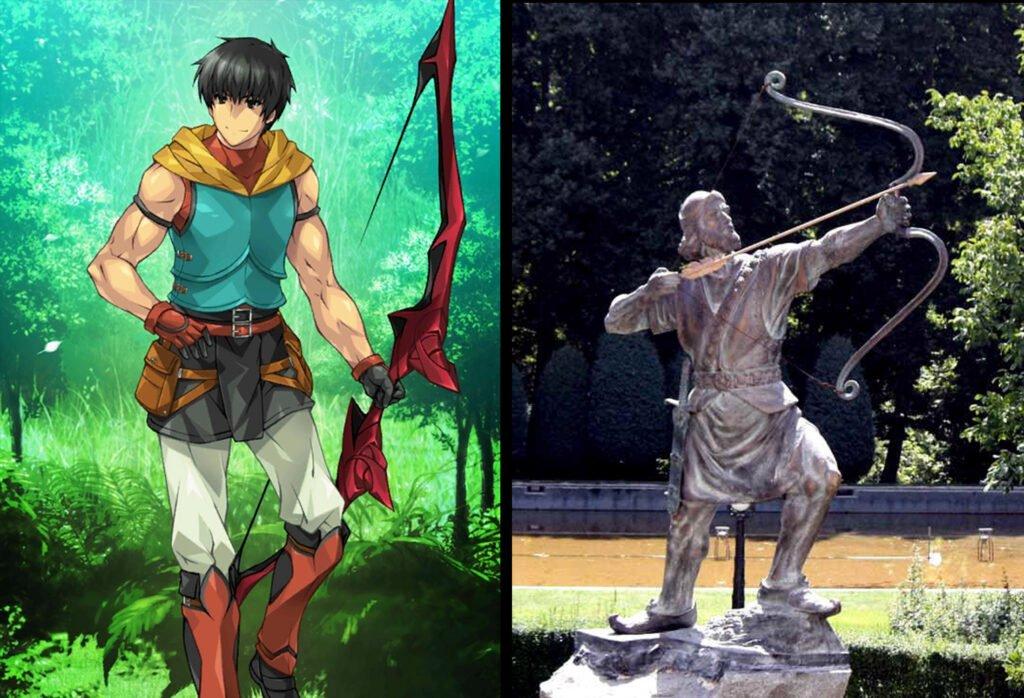Arash - Fate/Grand Order Archer Sınıfındakilerin Gerçek Hikayeleri - Figurex Ne? Nedir?