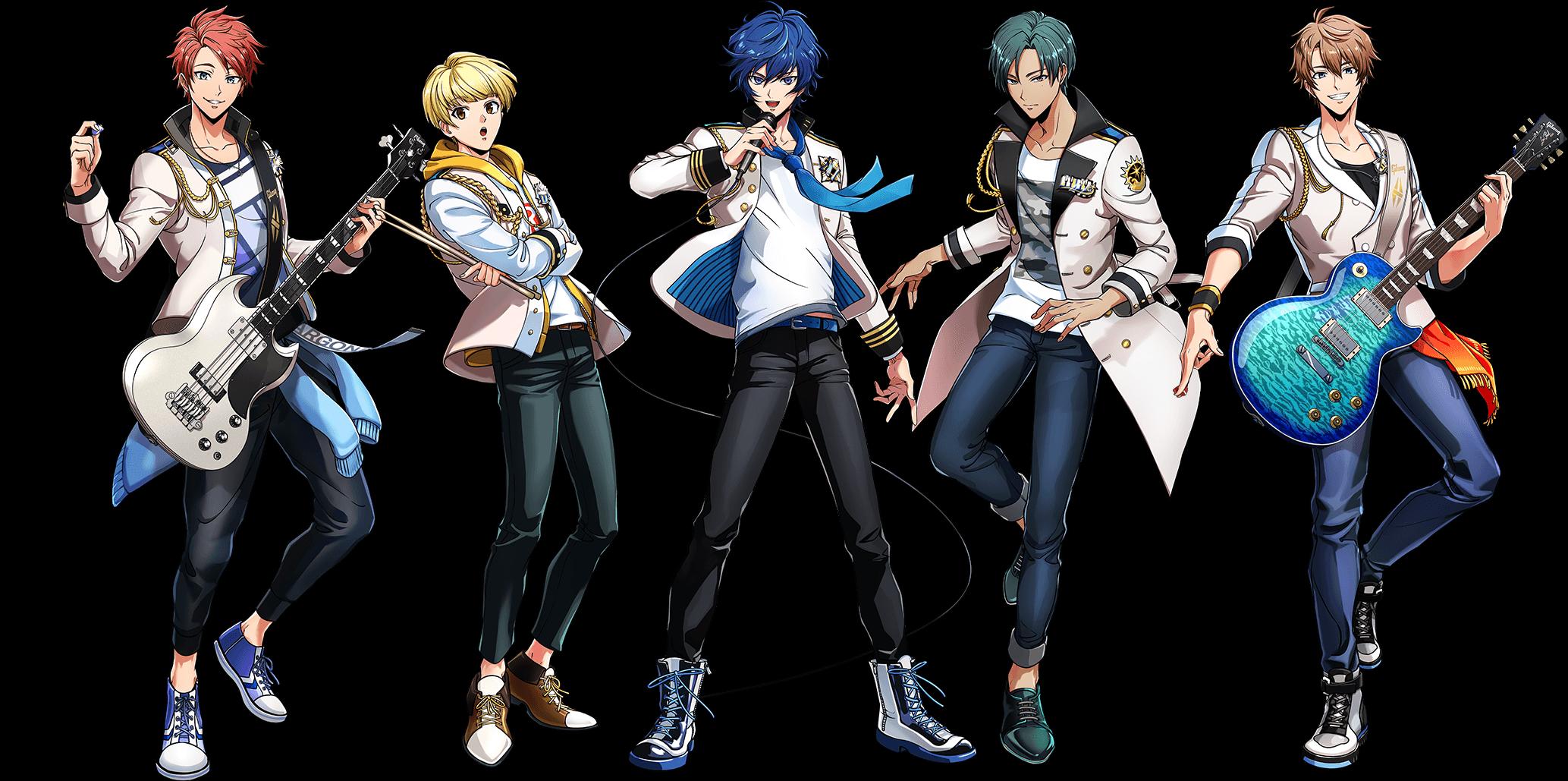 Argonavis - Argonavis from Bang Dream Anime Tanıtım ve İnceleme - Figurex Anime Tanıtımları