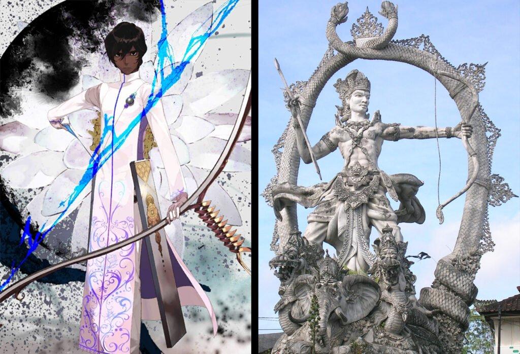 Arjuna - Fate/Grand Order Archer Sınıfındakilerin Gerçek Hikayeleri - Figurex Ne? Nedir?