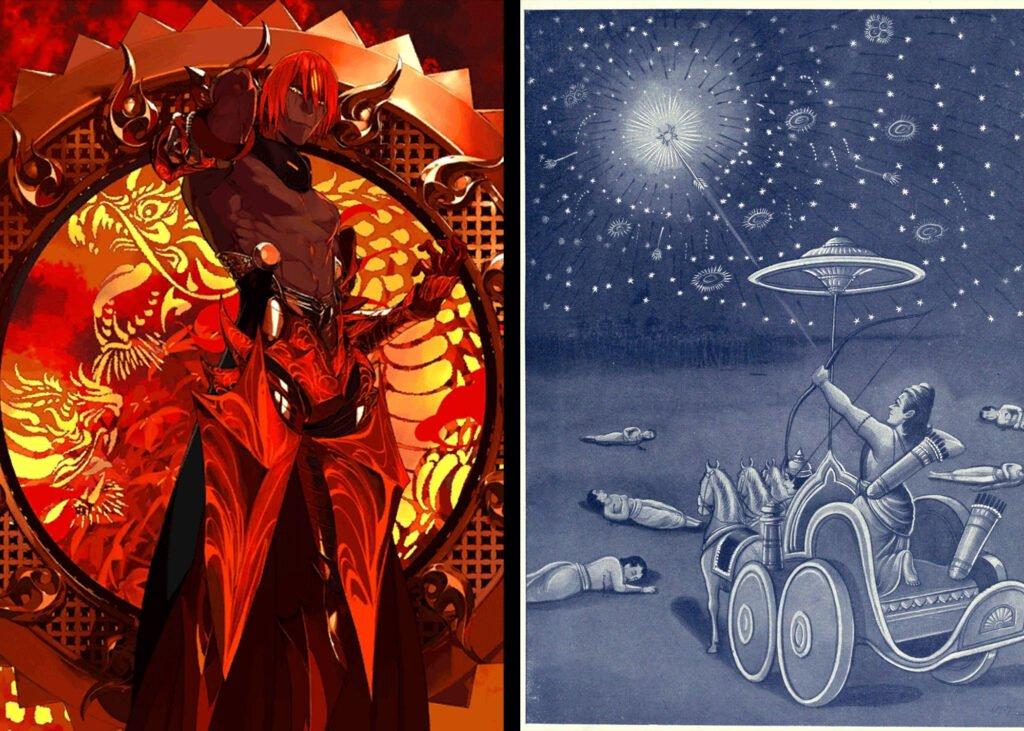 Asvatthaman - Fate/Grand Order Archer Sınıfındakilerin Gerçek Hikayeleri - Figurex Ne? Nedir?