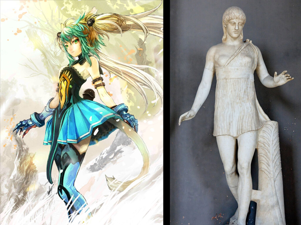 Atalanta - Fate/Grand Order Archer Sınıfındakilerin Gerçek Hikayeleri - Figurex Ne? Nedir?