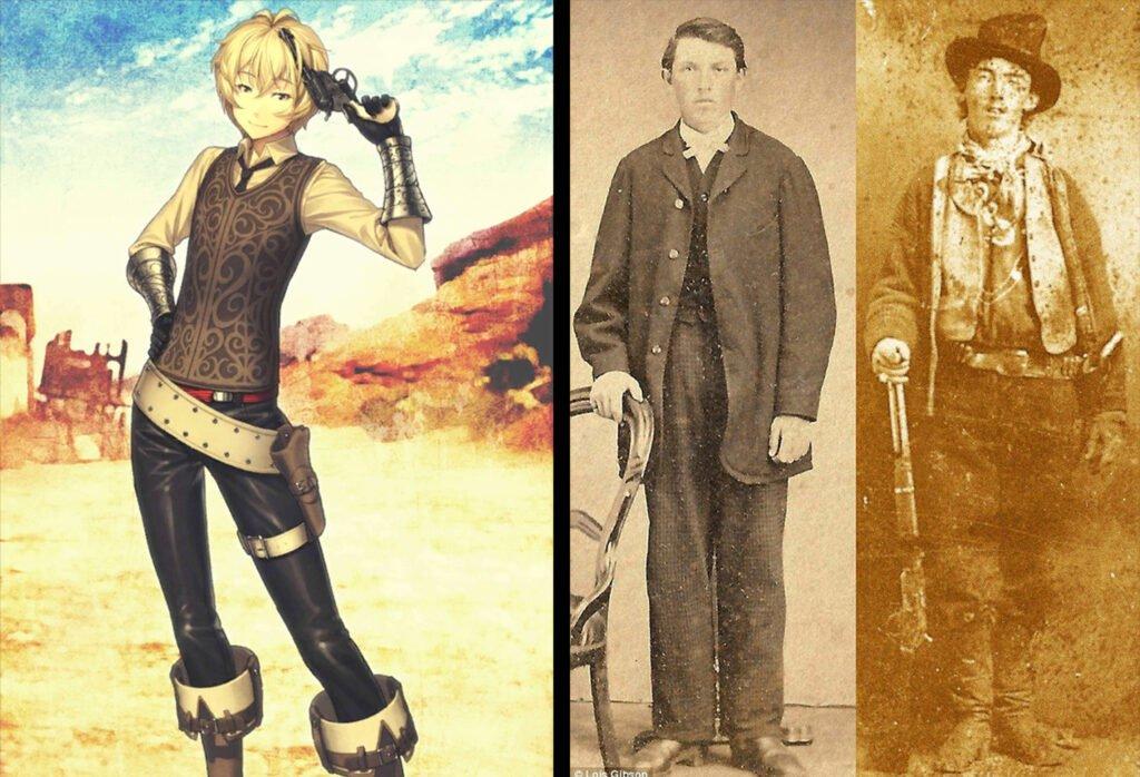 Billy The Kid - Fate/Grand Order Archer Sınıfındakilerin Gerçek Hikayeleri - Figurex Ne? Nedir?