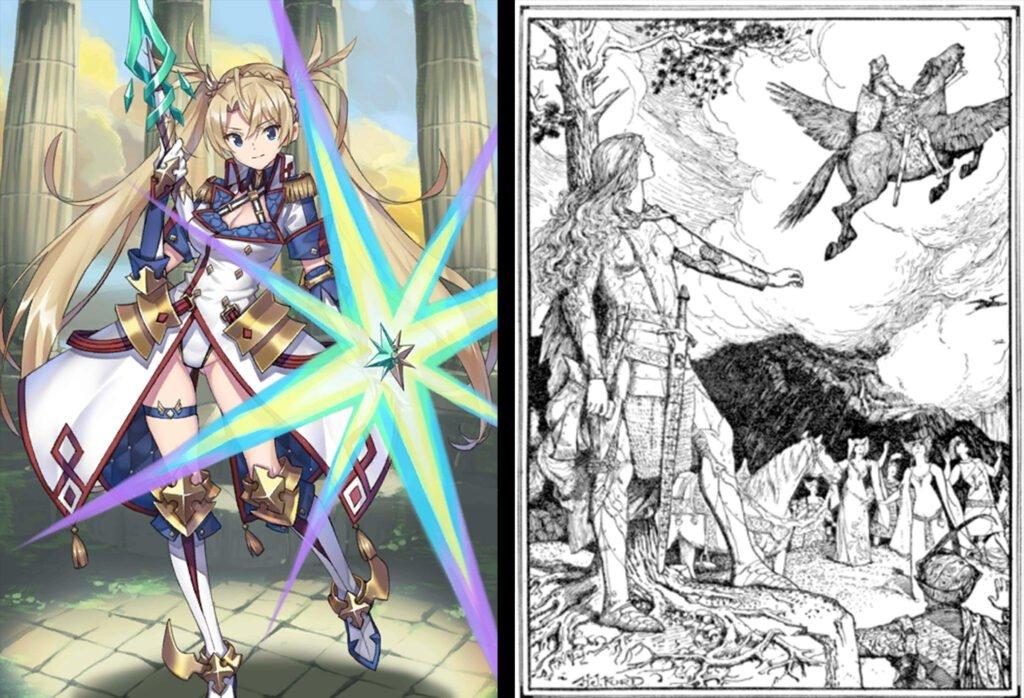 Bradamante - Fate/Grand Order Lancer Sınıfındakilerin Gerçek Hikayeleri - Figurex Ne? Nedir?