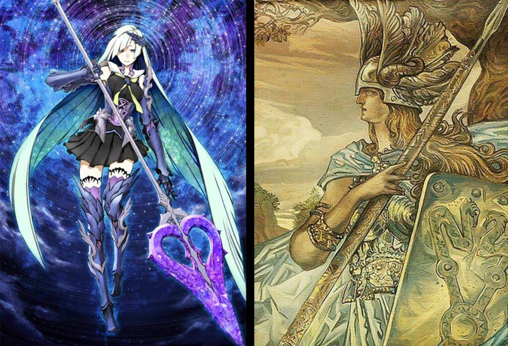Brynhildr - Fate/Grand Order Lancer Sınıfındakilerin Gerçek Hikayeleri - Figurex Ne? Nedir?
