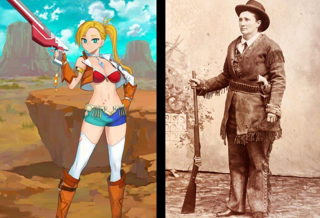 Calamity Jane - Fate/Grand Order Archer Sınıfındakilerin Gerçek Hikayeleri - Figurex Ne? Nedir?