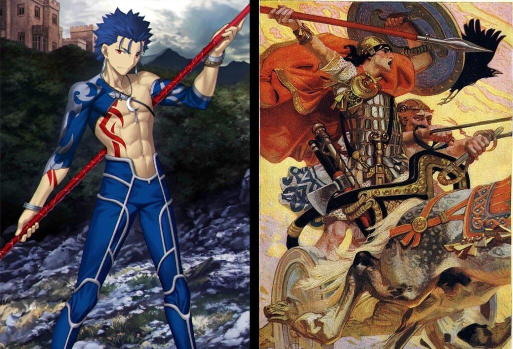 Cu Chulainn - Fate/Grand Order Lancer Sınıfındakilerin Gerçek Hikayeleri - Figurex Ne? Nedir?