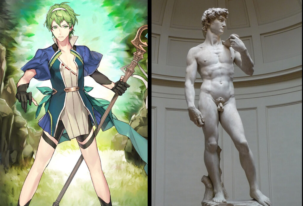 David - Fate/Grand Order Archer Sınıfındakilerin Gerçek Hikayeleri - Figurex Ne? Nedir?