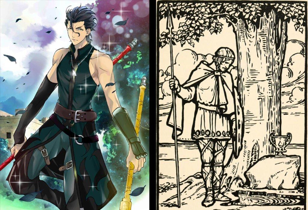 Diarmuid Ua Duibhne - Fate/Grand Order Lancer Sınıfındakilerin Gerçek Hikayeleri - Figurex Ne? Nedir?