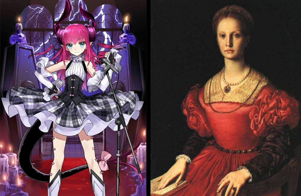 Elizabeth Bathory - Fate/Grand Order Lancer Sınıfındakilerin Gerçek Hikayeleri - Figurex Ne? Nedir?