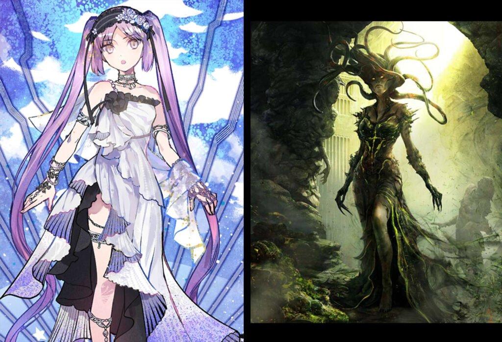 Euryale - Fate/Grand Order Archer Sınıfındakilerin Gerçek Hikayeleri - Figurex Ne? Nedir?