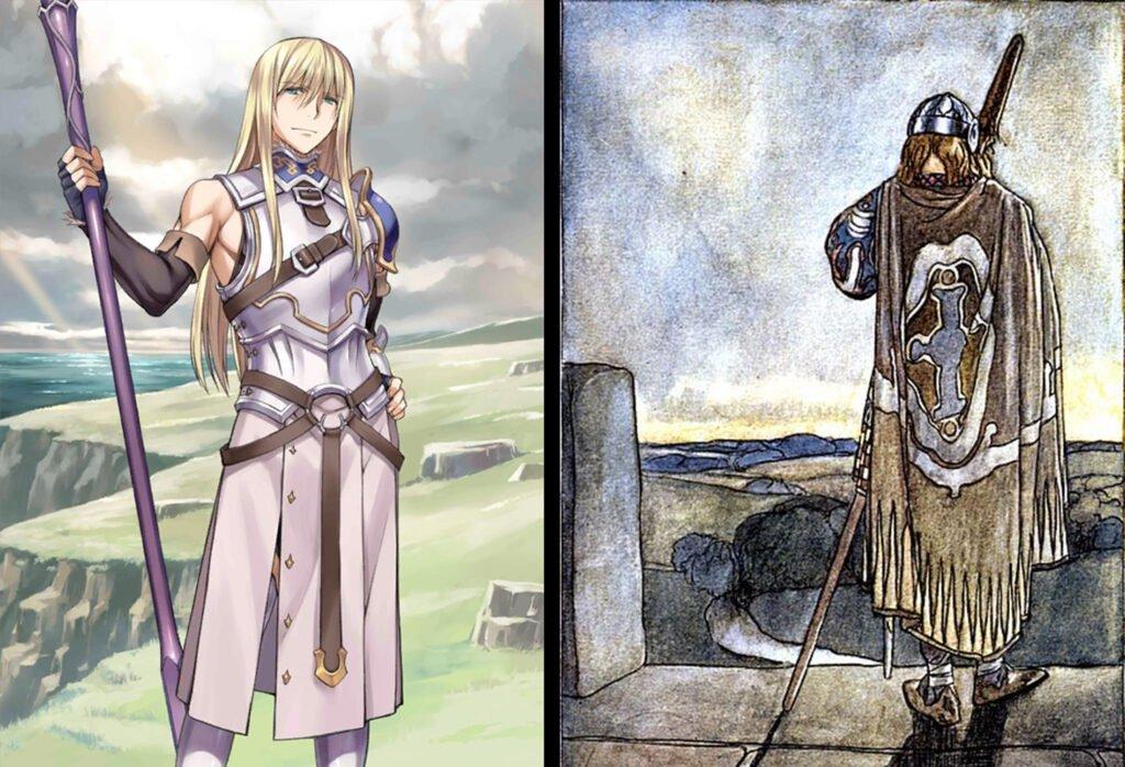 Fionn Mac Cumhaill - Fate/Grand Order Lancer Sınıfındakilerin Gerçek Hikayeleri - Figurex Ne? Nedir?