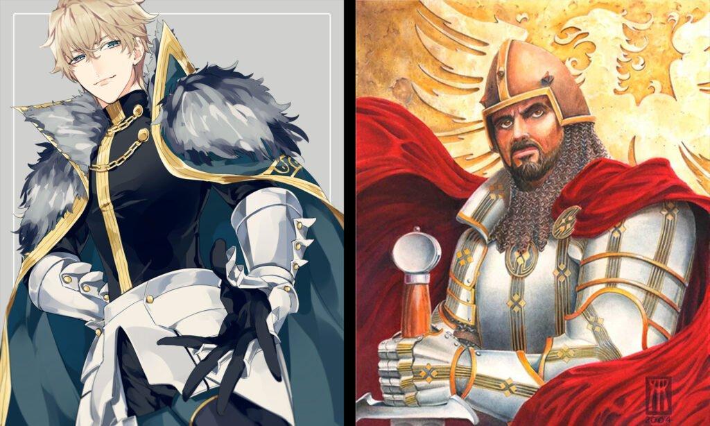 Gawain - Fate/Grand Order Saber Sınıfındakilerin Gerçek Hikayeleri - Figurex Ne? Nedir?