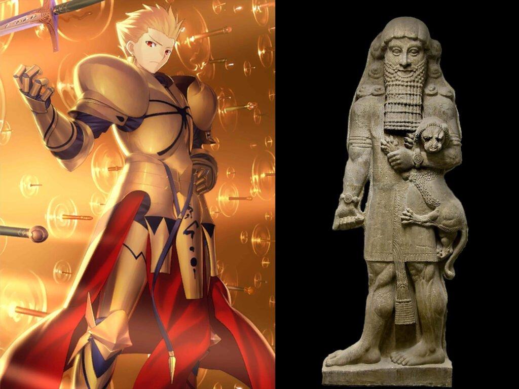 Gilgamesh - Fate/Grand Order Archer Sınıfındakilerin Gerçek Hikayeleri - Figurex Ne? Nedir?