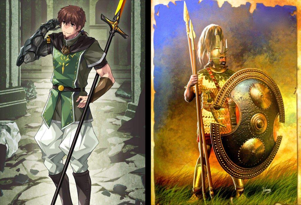 Hector - Fate/Grand Order Lancer Sınıfındakilerin Gerçek Hikayeleri - Figurex Ne? Nedir?
