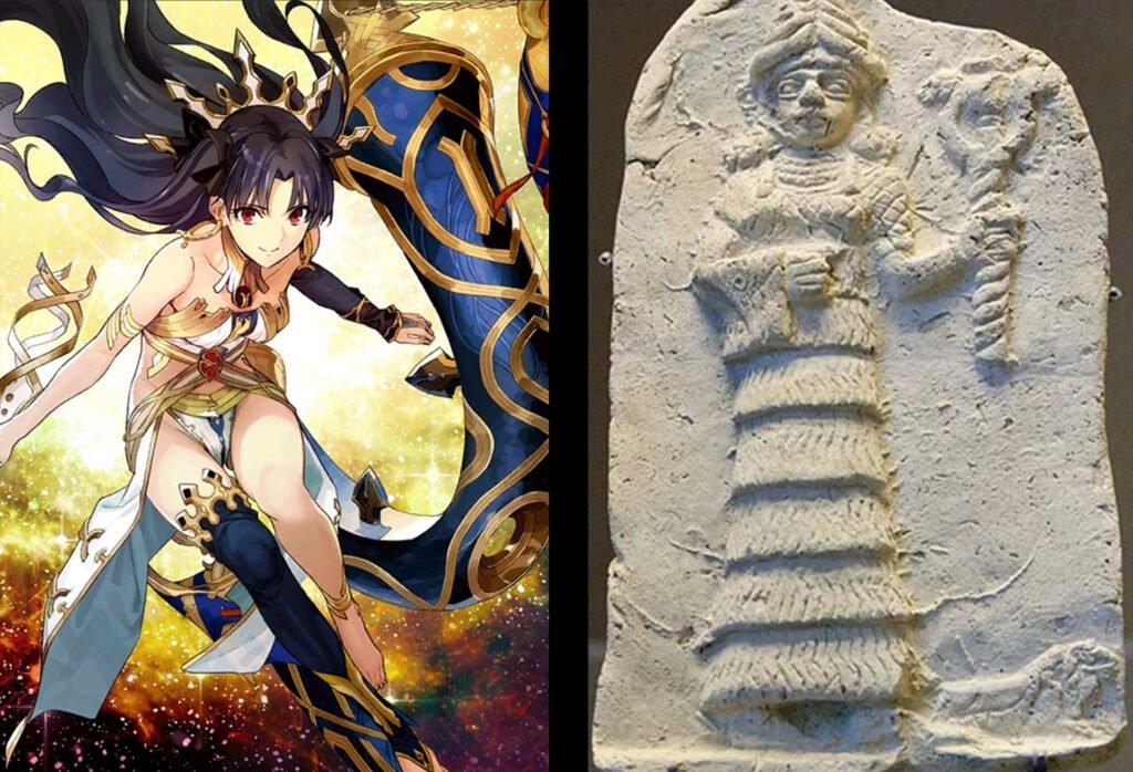 Ishtar - Fate/Grand Order Archer Sınıfındakilerin Gerçek Hikayeleri - Figurex Ne? Nedir?