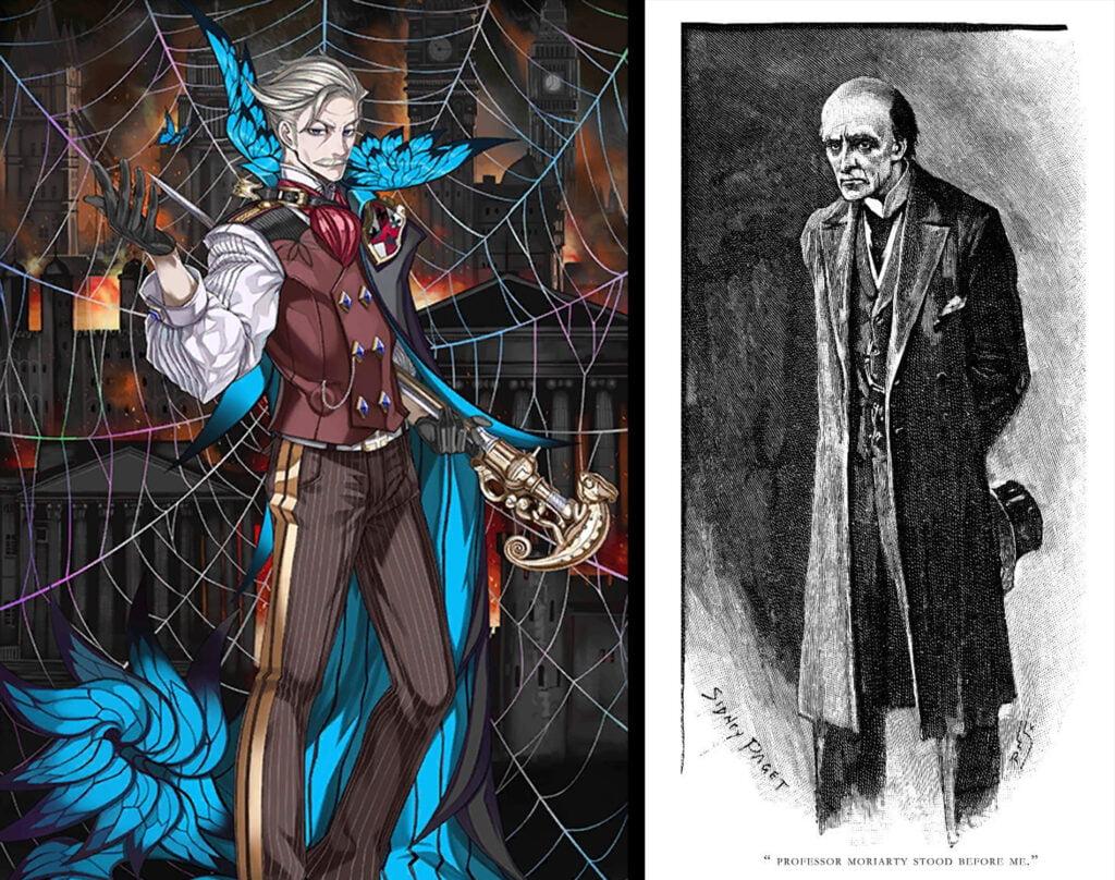 James Moriarty - Fate/Grand Order Archer Sınıfındakilerin Gerçek Hikayeleri - Figurex Ne? Nedir?