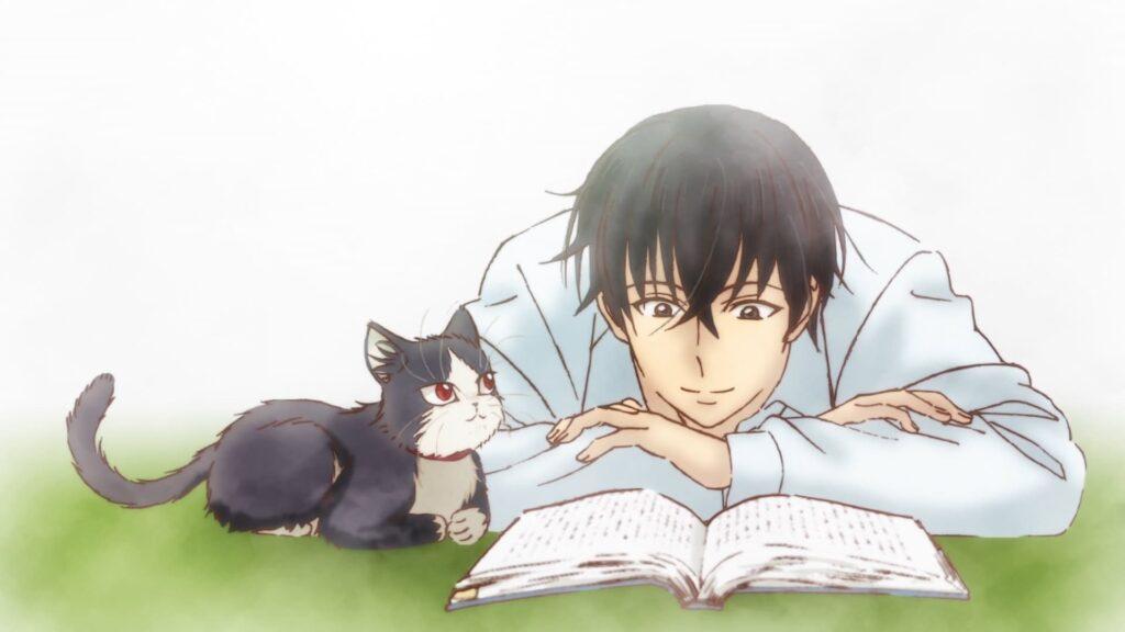 Kapak 1 - My Roommate is a Cat Anime Tanıtım ve İnceleme - Figurex Anime Tanıtımları