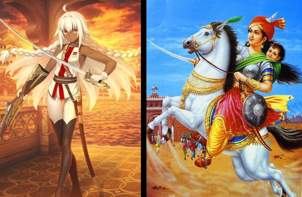 Lakshmibai - Fate/Grand Order Saber Sınıfındakilerin Gerçek Hikayeleri - Figurex Ne? Nedir?