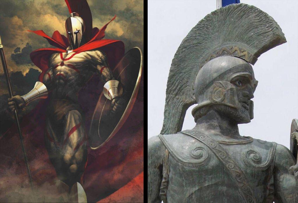 Leonidas I - Fate/Grand Order Lancer Sınıfındakilerin Gerçek Hikayeleri - Figurex Ne? Nedir?