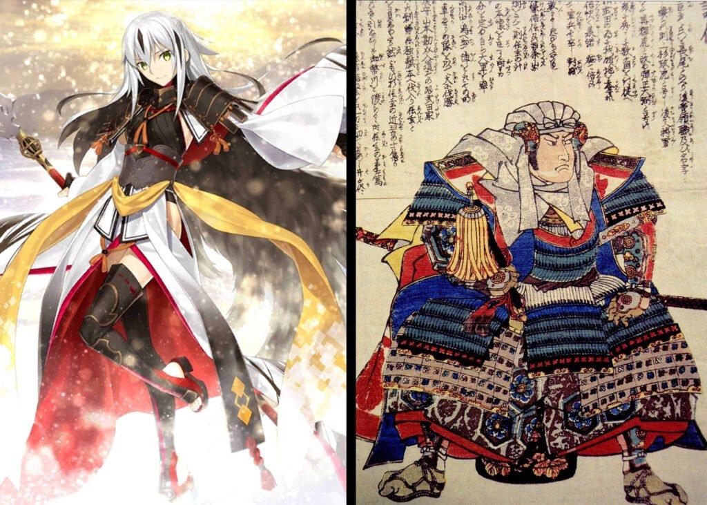 Nagao Kagetora - Fate/Grand Order Lancer Sınıfındakilerin Gerçek Hikayeleri - Figurex Ne? Nedir?