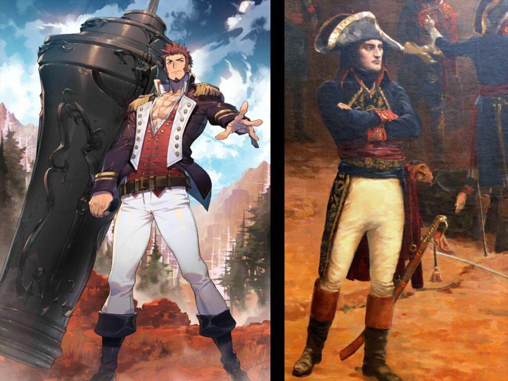 Napoleon - Fate/Grand Order Archer Sınıfındakilerin Gerçek Hikayeleri - Figurex Ne? Nedir?