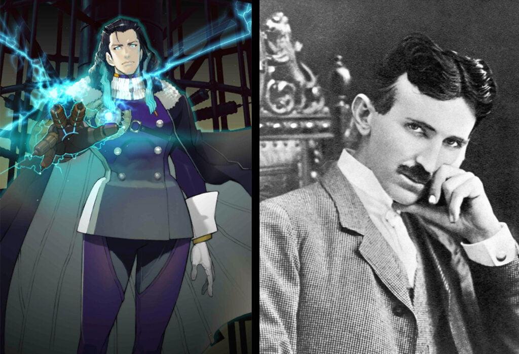 Nikola Tesla - Fate/Grand Order Archer Sınıfındakilerin Gerçek Hikayeleri - Figurex Ne? Nedir?
