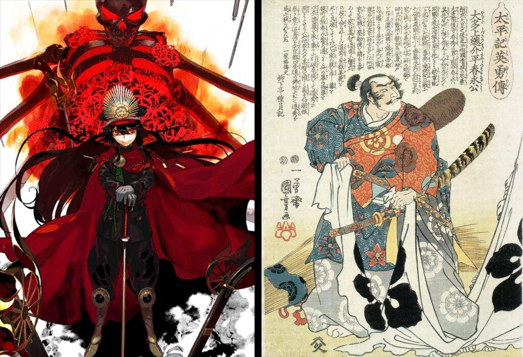 Oda Nobunaga - Fate/Grand Order Archer Sınıfındakilerin Gerçek Hikayeleri - Figurex Ne? Nedir?