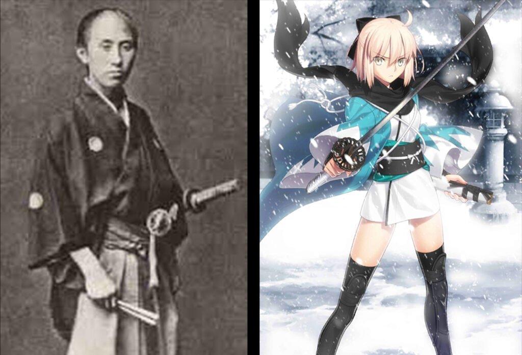 Okita Sōji - Fate/Grand Order Saber Sınıfındakilerin Gerçek Hikayeleri - Figurex Ne? Nedir?