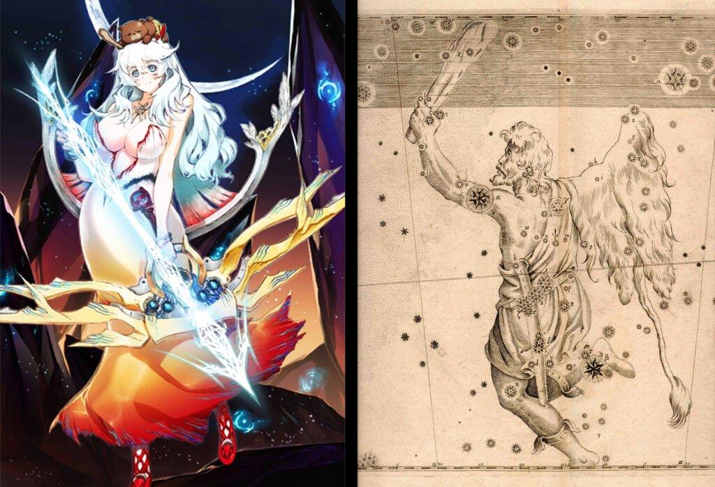 Orion - Fate/Grand Order Archer Sınıfındakilerin Gerçek Hikayeleri - Figurex Ne? Nedir?