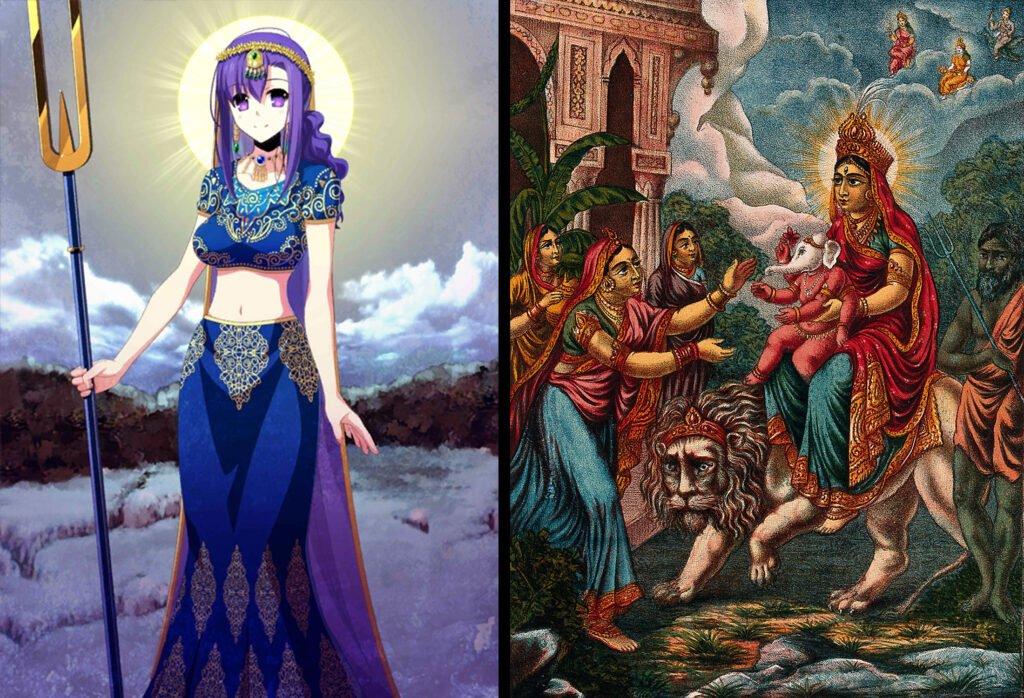 Parvati - Fate/Grand Order Lancer Sınıfındakilerin Gerçek Hikayeleri - Figurex Ne? Nedir?
